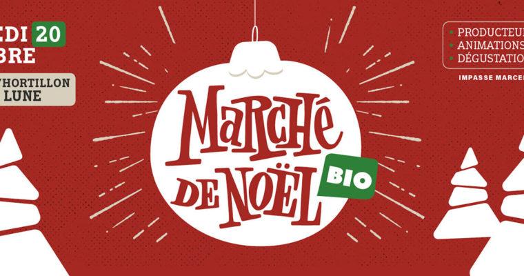 Marché de Noël bio 2019